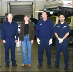 Celebrating A Quarter Century of Vehicle Service