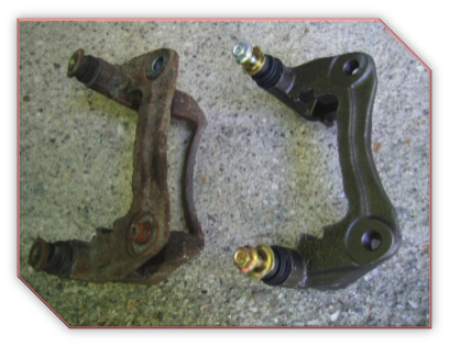 5 Brake Problems, 5 Solutions Part I