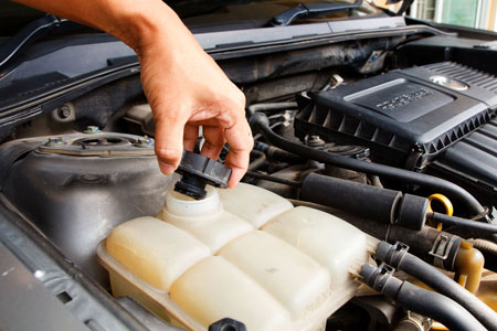 Radiator and Cooling System Service San Diego