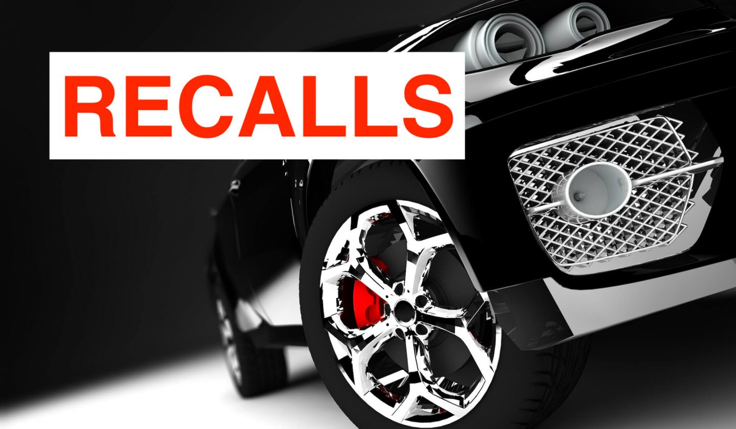 Automotive Recalls